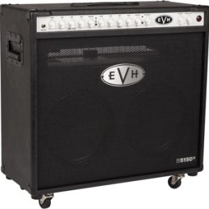 EVH® 5150 III 2x12 50 Watt All Tube Combo Amplifier Black