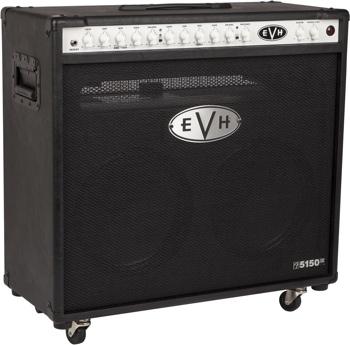 EVH® 5150 III 2x12 50 Watt All Tube Combo Amplifier Black