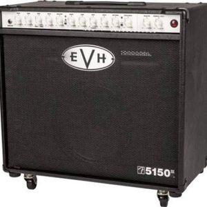 EVH® 5150 III 1x12 50 Watt All Tube Combo Amplifier Black