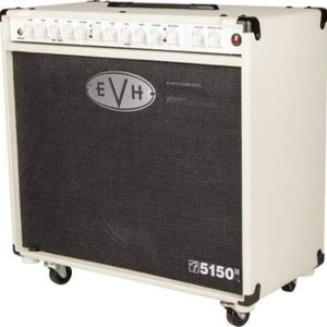 EVH® 5150 III 1x12 50 Watt All Tube Combo Amplifier Ivory