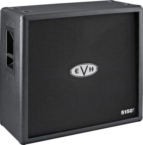 EVH® 5150 III 4x12 Straight Cabinet Black