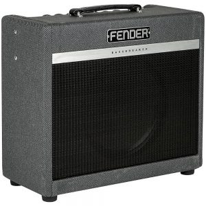 Fender® Bassbreaker 15 15-Watt Tube Combo Amplifier