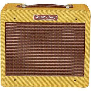 "Fender® '57 Custom Champ 1x8"" Combo Amp Lacquered Tweed"