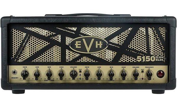 EVH® 5150 III 50 Watt EL34 Electric Guitar Amp Head